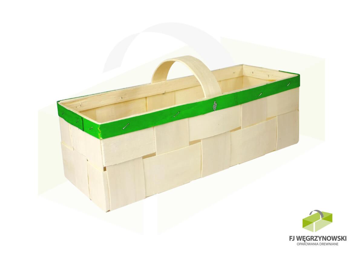 Basket 37 x 14 x 11 cm, 2-2,5 kg, colour 9