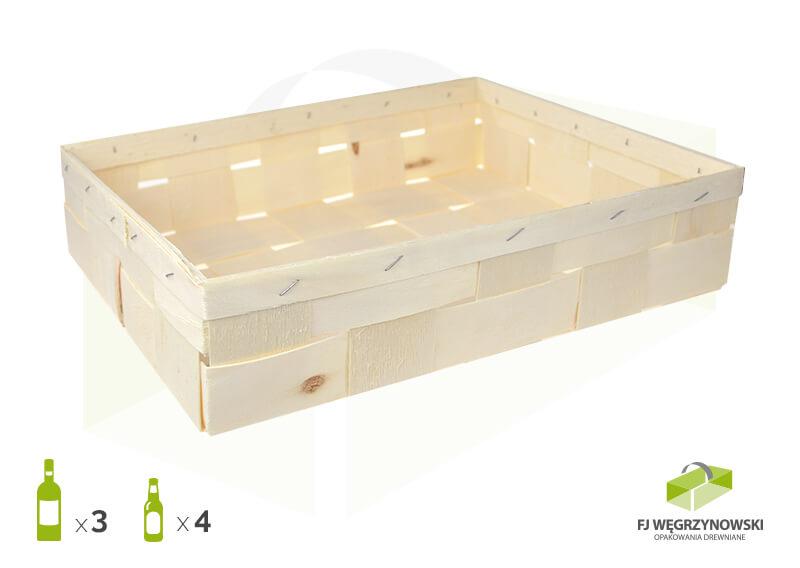 Wine packaging 35 x 28 x 8 cm